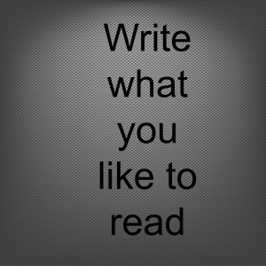 write-what-you-like-to-read
